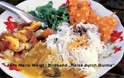 Essen in Myanmar, Burma | Bildband Reise durch Myanmar | Fotos Mario Weigt | Text Walter M. Weiss | Verlagshaus Würzburg-Stürtz