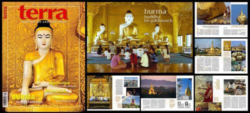 Reportage aus Myanmar, Burma, Birma | Mario Weigt Photography