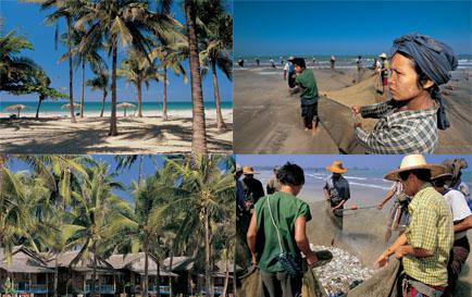 Myanmar, Burma - Reisetipp für den Ngwe Saung Beach im Bildband