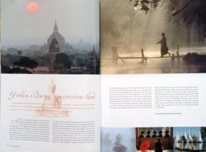 Reportage: Goldenes Burma - geheimnisvolles Land | Fotos Mario Weigt
