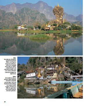 Reisetipps für Hpa-an in Myanmar, Burma