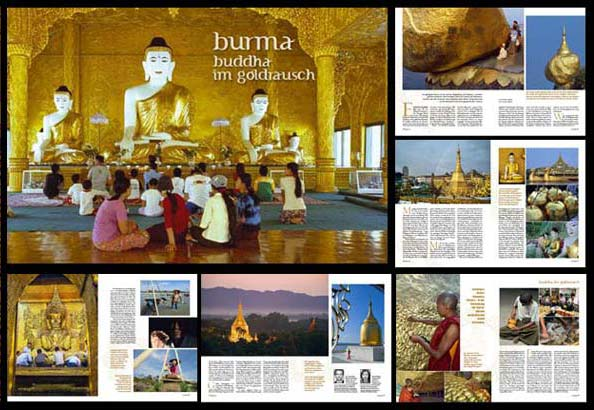 Artikel mit Reisetipps für Myanmar, Burma| Text und Fotos Annett & Mario Weigt