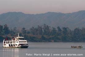Reisetipp für Myanmar, Burma: IWT-Fähre von Bhamo nach Mandalay| Mario Weigt Photography