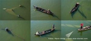 Reisetipps für Myanmar, Burma: U-Bein-Brücke in Amarapura | Mario Weigt Photography