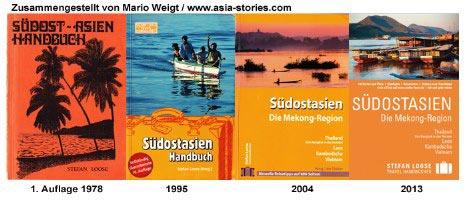 Stefan Loose Travelhandbücher Südostasien