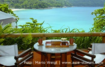 Thailand | Phuket | Mom Tri's Village Royal am Kata Noi Beach | Mario Weigt Photography