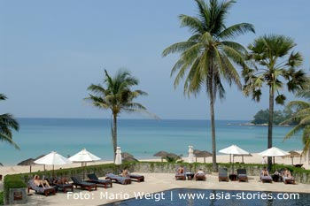 Thailand   Phuket   Resort The Chedi am Pansea Beach   Mario Weigt Photography