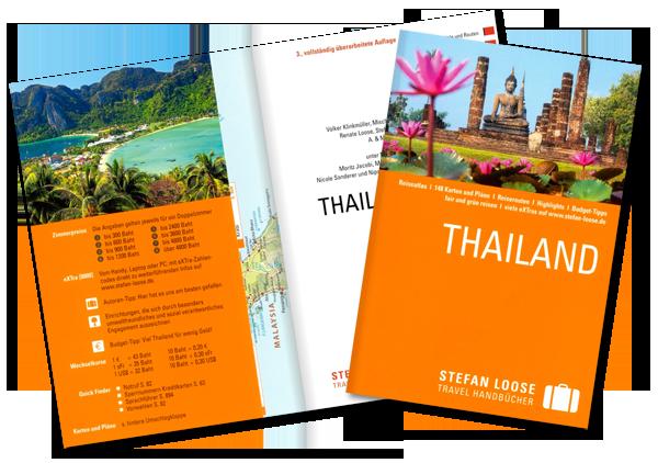 Stefan Loose Travelhandbuch Thailand (Auflage 2014)
