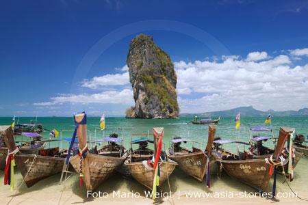 Thailand | Provinz Krabi | Insel Koh Poda | Foto Mario Weigt