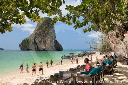 Thailand | Provinz Krabi | Phra Nang Cave Beach | Foto Mario Weigt