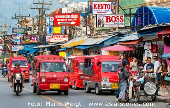 Thailand | Phuket | Patong Beach | Shoppen in der Thaweewong Road | Mario Weigt Photography