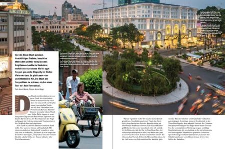 Mit dem Cyclo (Fahrradtaxi) durch Ho-Chi-Minh-Stadt | Mario Weigt Photography