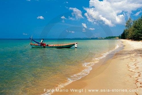 Kambodscha | Sihanoukville | Hawaii Beach | Foto: Mario Weigt