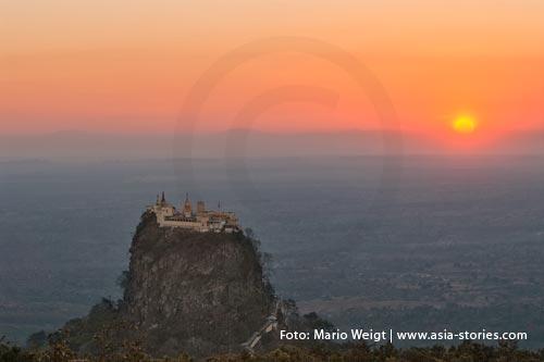 Myanmar (Burma, Birma) | Mount Popa Festival | Foto Mario Weigt