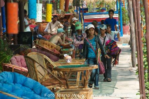 Kambodscha | Sihanoukville | Serendipity Beach | Foto: Mario Weigt