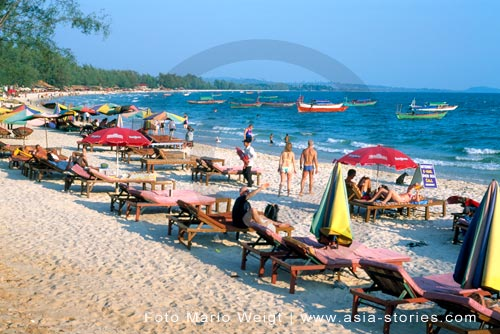 Kambodscha | Serendipity Beach in Sihanoukville | Mario Weigt Photography