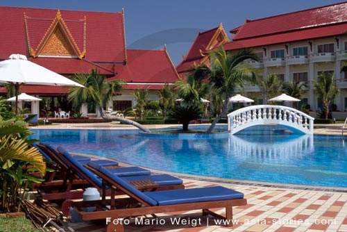 Kambodscha | Sokha Beach Resort in Sihanoukville | Mario Weigt Photography