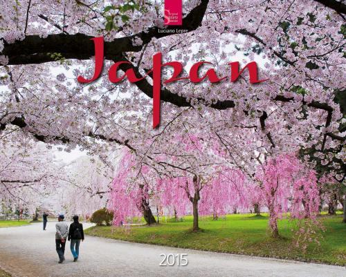 Kalender Japan 2015 vom Kalenderverlag Stürtz