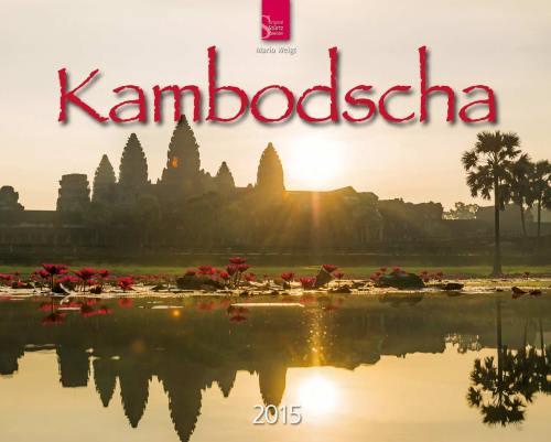 Kalender 2015 Kambodscha vom Kalenderverlag Stürtz