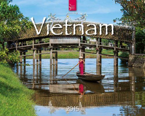 Neu: Kalender Vietnam 2015 vom Kalenderverlag Stürtz