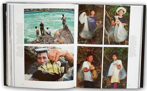 Laos, Fischer in Si Phan Don (4000 Inseln): Premium Bildband Südostasien mit Myanmar (Burma), Thailand, Vietnam, Laos und Kambodscha | Fotos Mario Weigt | Text Walter M. Weiss | Verlagshaus Würzburg/Stürtz