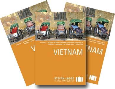 Der neue Reiseführer Vietnam von Stefan Loose Travel Handbücher
