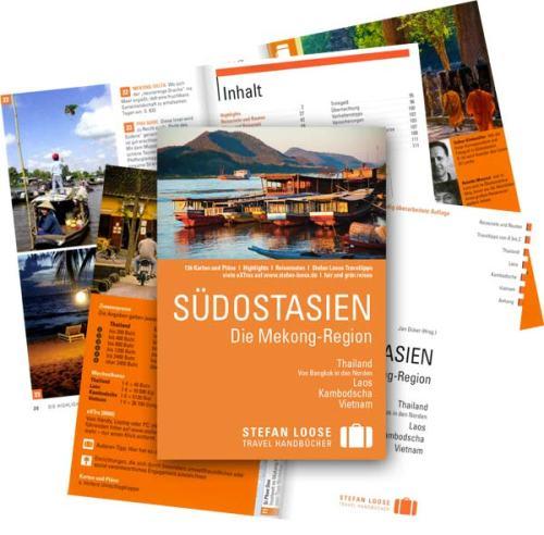Reiseführer für Laos: Aktuelle Auflage vom Klassiker Stefan Loose Travelhandbuch Südostasien, Mekong-Region