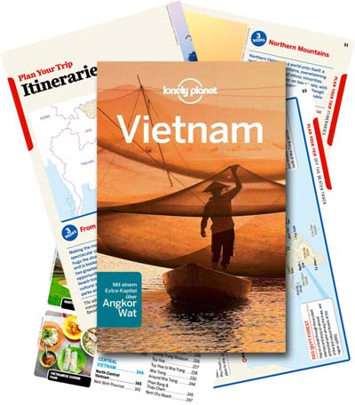 Der neue Lonely Planet Vietnam