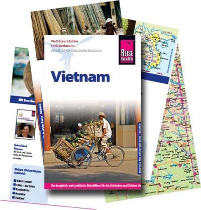 Reisetipp Vietnam: Reise Know How im neuen Layout