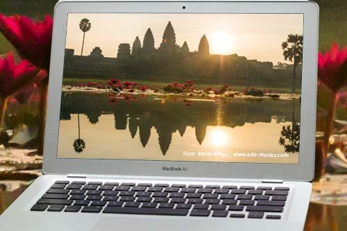 Reisetipp Kambodscha: Packliste, Checkliste und Technik
