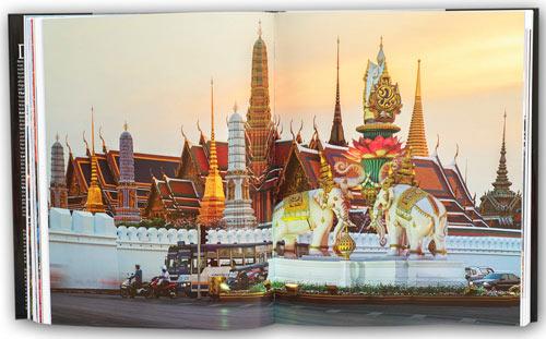 Thailand, Bangkok: Königspalast im Premium Bildband Südostasien mit Myanmar (Burma), Thailand, Vietnam, Laos und Kambodscha | Fotos Mario Weigt | Text Walter M. Weiss | Verlagshaus Würzburg/Stürtz