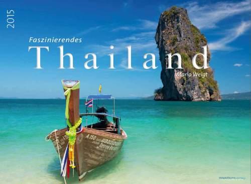 Neu: Kalender Thailand 2015 vom WeitSicht Verlag