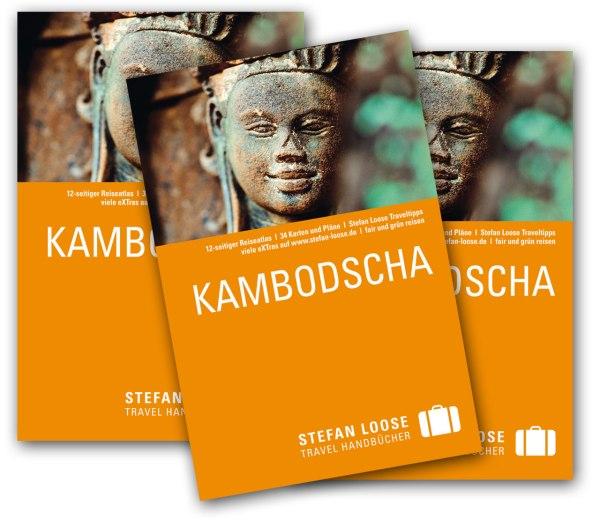 Kambodscha: Reiseführer und Guidebooks | Stefan Loose Travel Handbuch Kambodscha