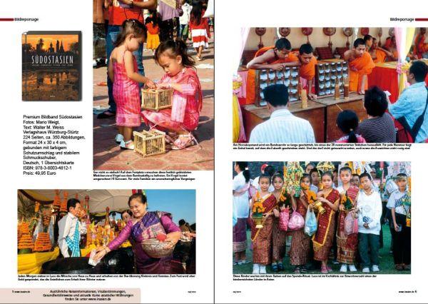 Laos: That Luang Festival in Vientiane | Fotos: Mario Weigt