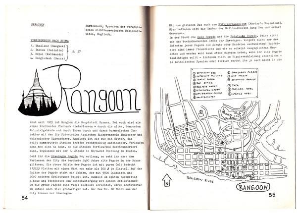 Stefan Loose Südostasien Handbuch 1. Auflage Juli 1978