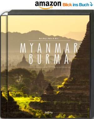 Premium Bildband MYANMAR | BURMA