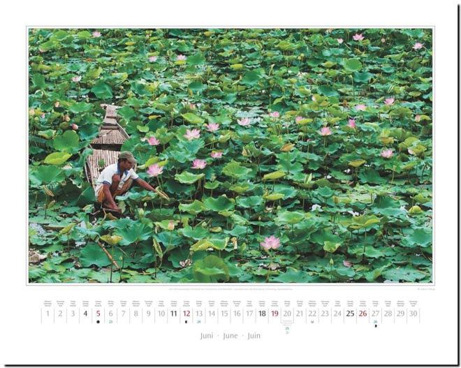 Monat Juni: Kalender 2016 Südostasien | Fotos Mario Weigt | Verlagshaus Würzburg / Stürtz