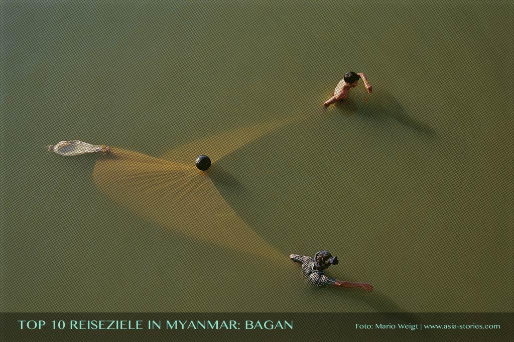 Reisetipp Amarapura von der TOP 10 Liste für Reiseziele und Orte in Myanmar (Burma), die jeder Reisende auf jeden Fall besuchen sollte.