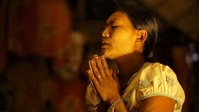 Dokumentation Myanmar Goes DemoCrazy - Ein Film von Daniel Grendel | Foto: GrandPictures