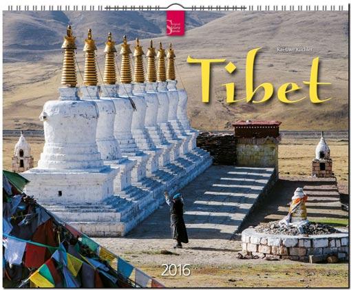 Kalender Tibet 2016 | Fotos Kai-Uwe Küchler | Verlagshaus Würzburg/Stürtz