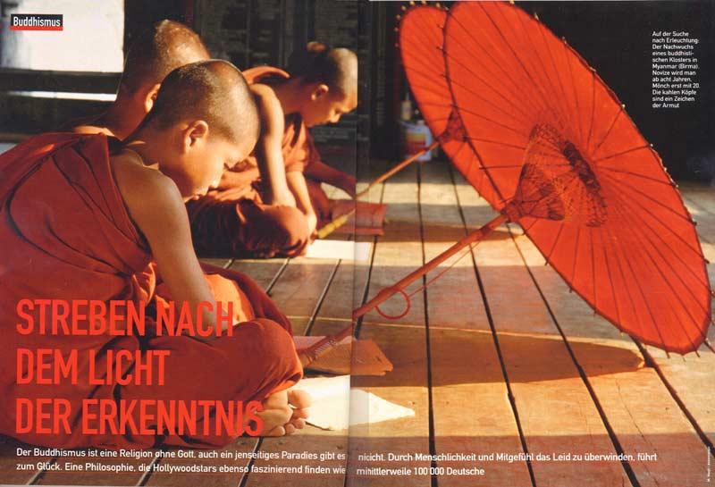 Veröffentlichung im PM-Magazin | Artikel: Streben nach dem Licht der Erkenntnis | Fotos: Mario Weigt
