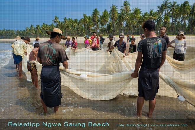 trände in Myanmar (Burma) | Reistipps für den Ngwe Saung Beach | Ausflug mit dem Motorbike von Ngwe Saung nach Sinma