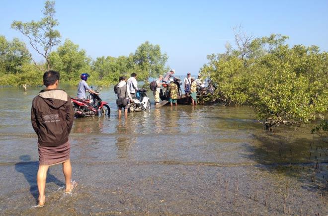 Strände in Myanmar (Burma) | Reistipps für den Ngwe Saung Beach | Mit dem Motorbike vom Ngwe saung Beach zum Strand nach Chaungtha