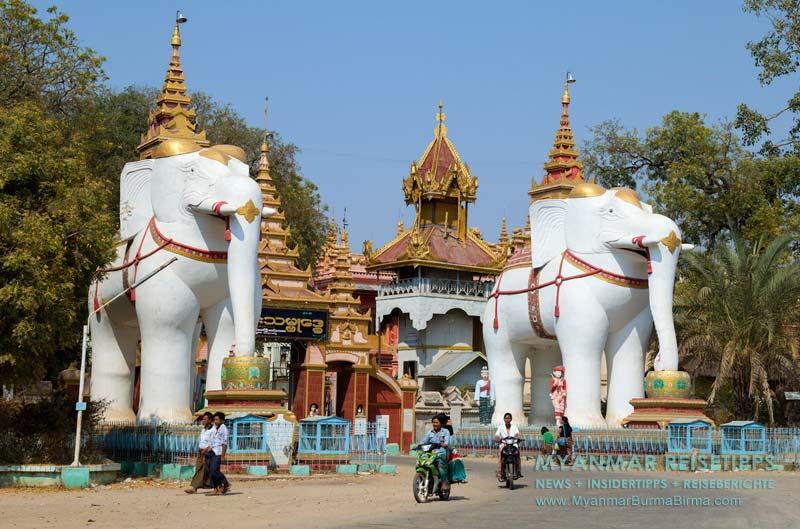 Myanmar Reisetipps | Monywa