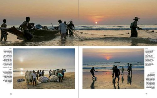 Strand Ngwe Saung (Silberstrand) | Premium Bildband MYANMAR | BURMA | Fotos: Mario Weigt | Verlagshaus Würzburg / Stürtz