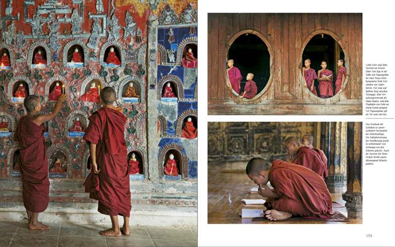 Kloster in Nyaungshwe | Premium Bildband MYANMAR | BURMA | Fotos: Mario Weigt | Verlagshaus Würzburg / Stürtz
