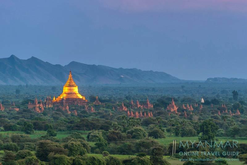 Myanmar Reisetipps | Bagan | Dhammayangyi Pahto