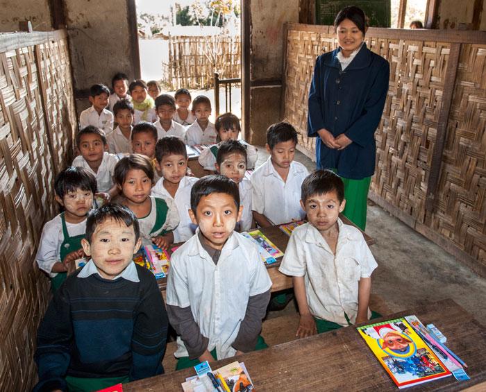 Myanmar Reisetipps | Mitbringsel und Gastgeschenke