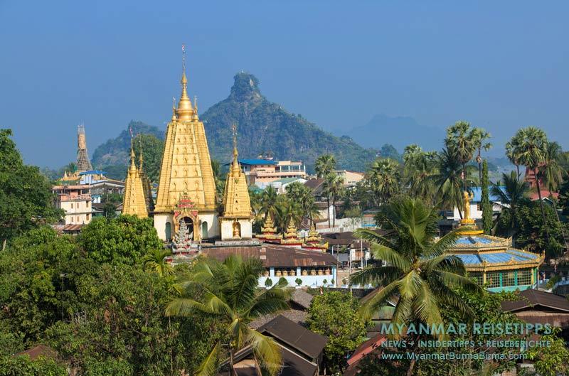 Myanmar Reisetipps | Hpa-an und die Höhlen