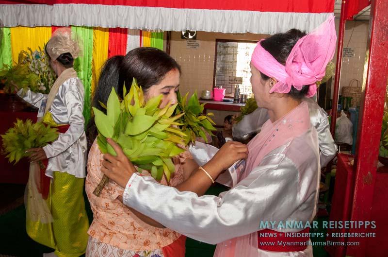 Myanmar Reisetipps | Mount Popa Taung Kalat